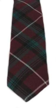 Stuart of Bute Modern Tartan Tie
