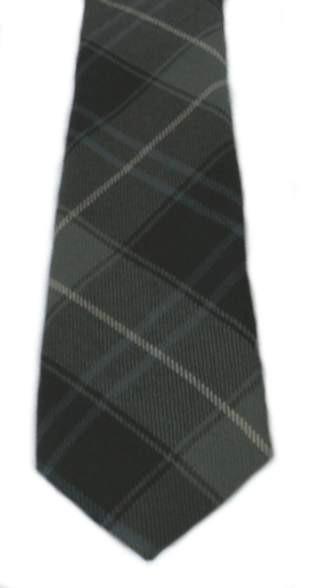 The Patriot Weathered Tartan Tie