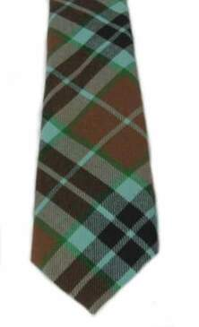 Thomson Hunting Ancient Tartan Tie