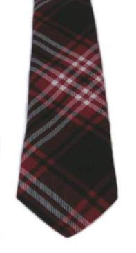 Tweedside Modern Tartan Tie