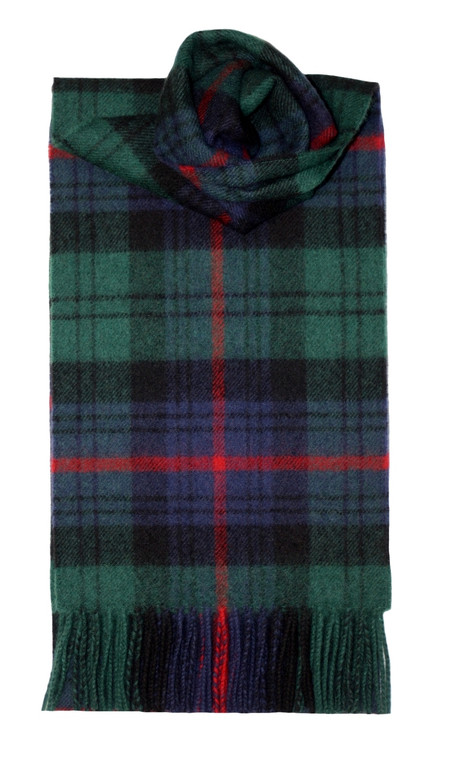 Armstrong Modern Lambswool Scarf