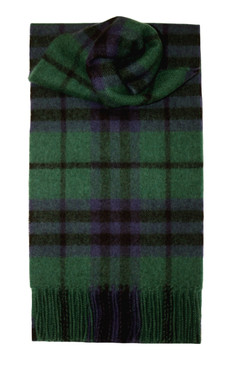 Keith Modern Lambswool Scarf