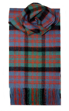 MacDonald Clan Ancient Lambswool Scarf