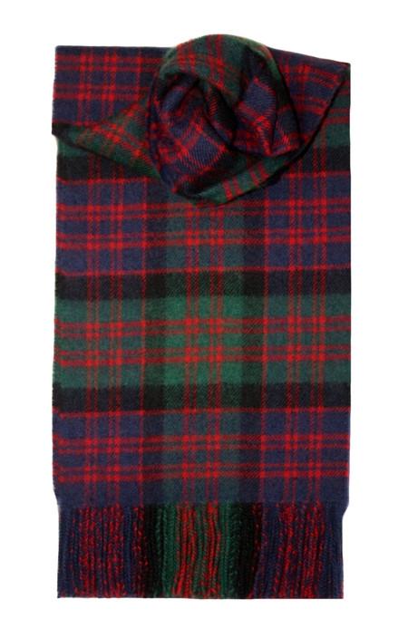 MacDonald Clan Modern Lambswool Scarf