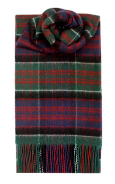MacDonald of Clanranald Lambswool Scarf