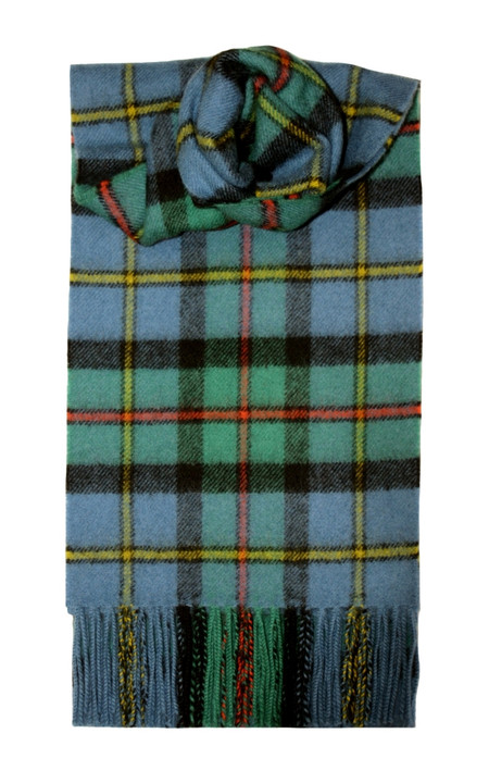 MacLeod of Harris Ancient Lambswool Scarf