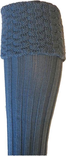 Pipe Band Kilt Hose Ancient Blue