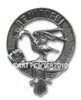 CAMPBELL OF CAWDOR CLAN CREST BADGE
