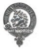 CUNNINGHAM CLAN CREST BADGE