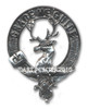 FORBES CLAN CREST BADGE