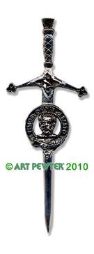MACNAB Clan Kilt Pin