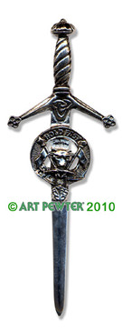MACLEOD Clan Kilt Pin