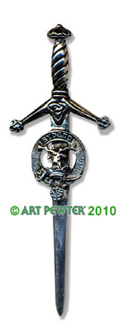 GORDON Clan Kilt Pin