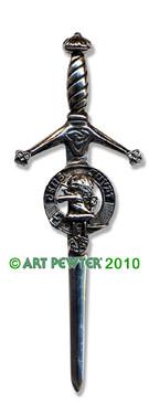 MACDUFF Clan Kilt Pin