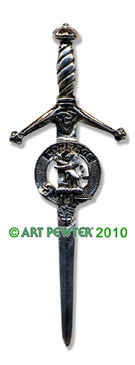 CUMMING Clan Kilt Pin