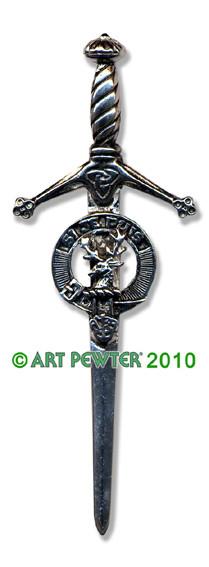 COLQUHOUN Clan Kilt Pin