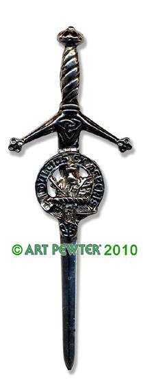 FERGUSON Clan Kilt Pin
