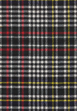 Abbotsford Tartan Fabric Swatch