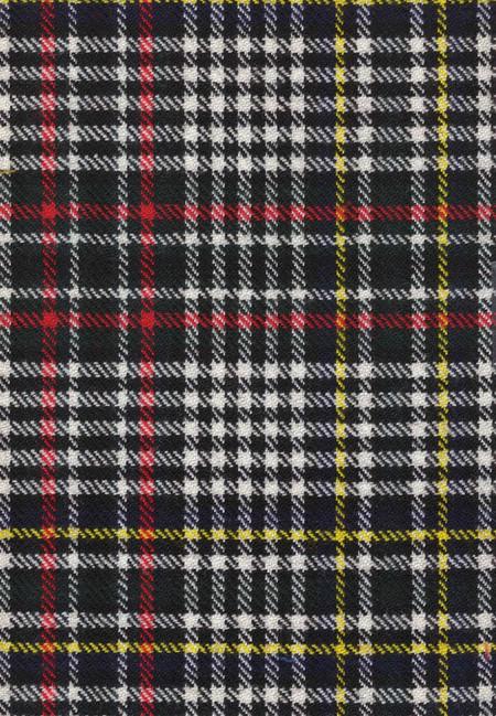 Abbotsford Tartan Fabric Swatch