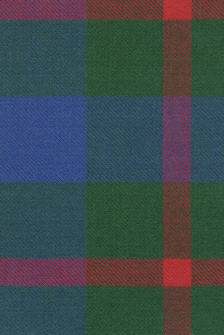 Agnew Ancient Tartan Fabric Swatch