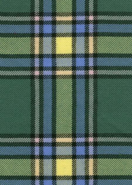 Alberta Tartan Fabric Swatch