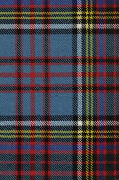 Anderson Modern Tartan Fabric Swatch