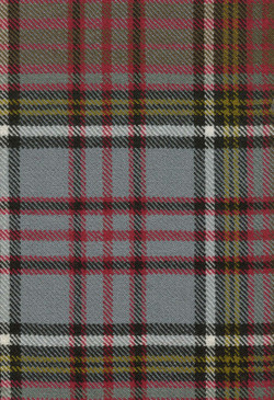 Anderson Weathered Tartan Fabric Swatch