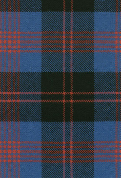 Angus Ancient Tartan Fabric Swatch