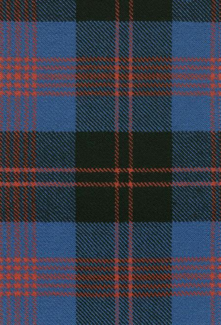 Angus Ancient Tartan Fabric Swatch