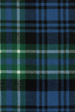 Arbuthnot Ancient Tartan Fabric Swatch