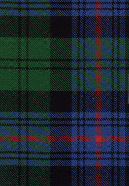 Armstrong Ancient Tartan Fabric Swatch