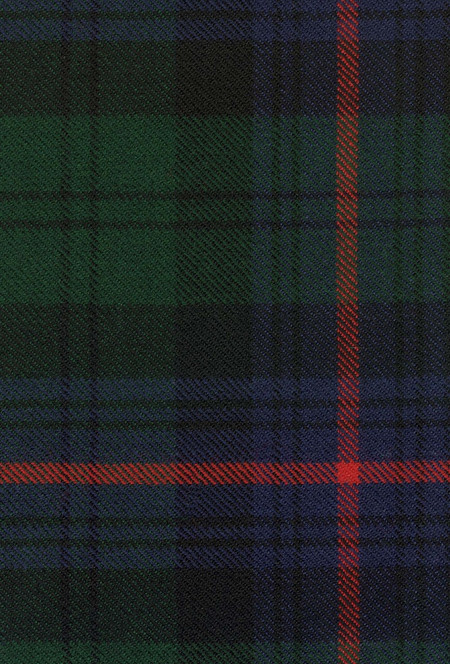 Armstrong Modern Tartan Fabric Swatch