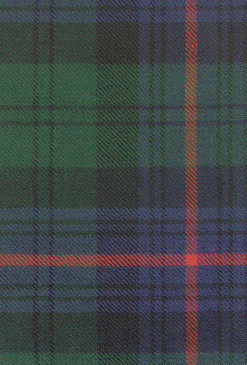 Armstrong Weathered Tartan Fabric Swatch
