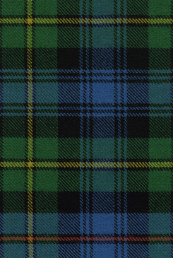 Baillie Ancient Tartan Fabric Swatch