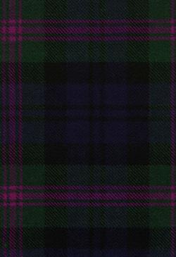Baird Modern Tartan Fabric Swatch