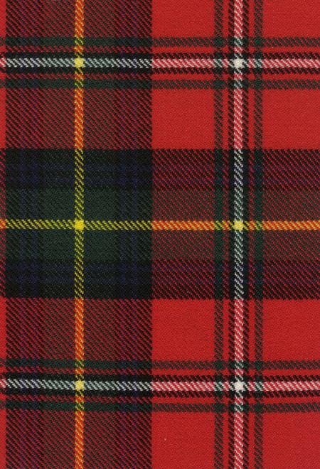 Boyd Modern Tartan Fabric Swatch