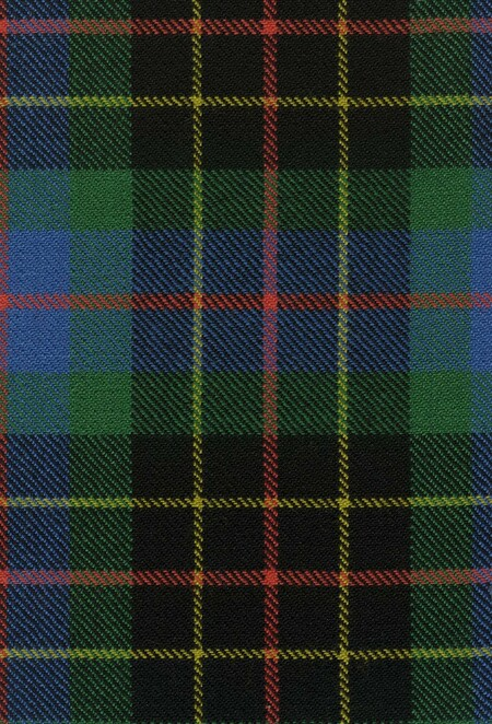 Brodie Htg Ancient Tartan Fabric Swatch