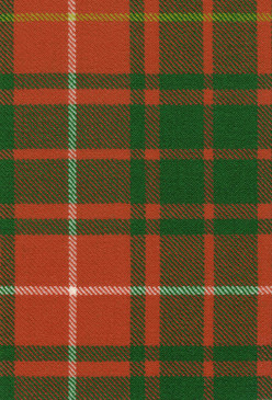 Bruce Ancient Tartan Fabric Swatch