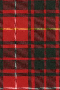 Bruce Modern Tartan Fabric Swatch
