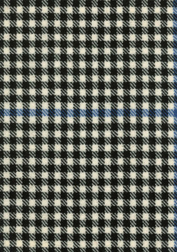 Buccleuch Tartan Fabric Swatch