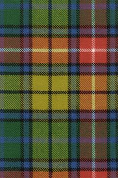 Buchanan Ancient Tartan Fabric Swatch