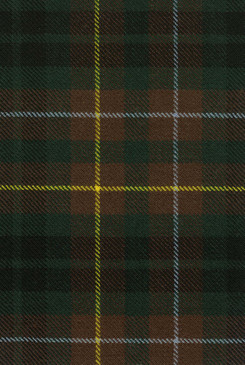 Buchanan Htg Modern Tartan Fabric Swatch