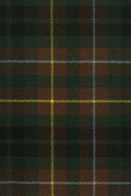 Buchanan Htg Modern Tartan Fabric Swatch