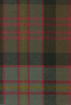 Cameron Erracht Weathered Tartan Fabric Swatch
