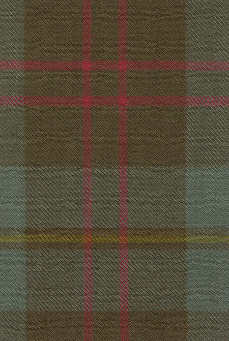 Cameron Htg Weathered Tartan Fabric Swatch