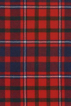 Cameron Lochiel Modern Tartan Fabric Swatch