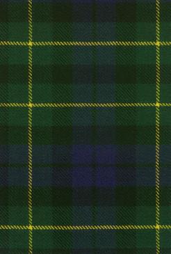 Campbell Breadalbane Modern Tartan Fabric Swatch