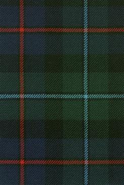 Campbell Cawdor Modern Tartan Fabric Swatch