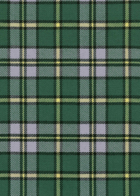 Cape_Breton Tartan Fabric Swatch