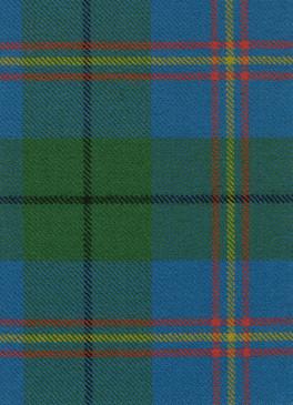 Carmichael Ancient Tartan Fabric Swatch